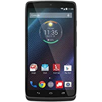Motorola Droid Turbo XT1254 32GB 4G LTE Verizon Wireless Android Smartphone (Black) - Refurbished
