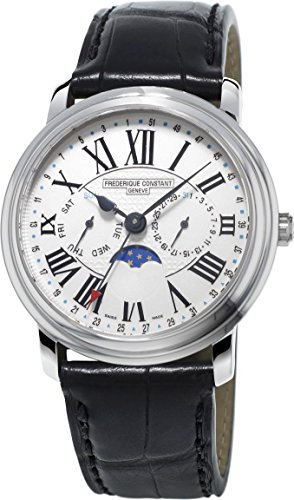 frederique-constant-geneve-classic-business-timer-fc-270m4p6-mens-wristwatch-excellent-readability