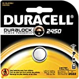 Duracell DL2450BPK Home Medical Battery 3 Volt Lithium