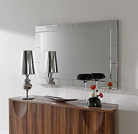 Mirrors with glass windows: CALIMA Model