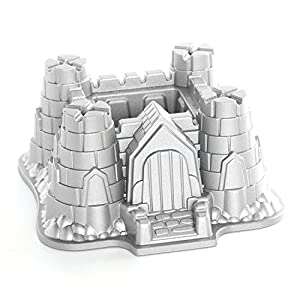 Nordic Ware Pro Cast Castle Bundt Pan