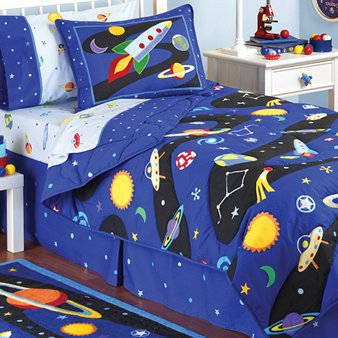 Solar system bedding twin page 2 pics about space - Solar system comforter set ...