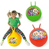 Generic New 45 Cm Diameter Space Hopper Jump Bounce Retro Ball Adult Kid Outdoor Garden Competitive Toy