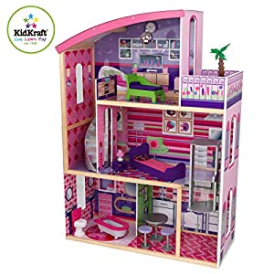 kidkraft my dreamy dollhouse instructions
