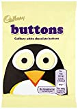 Cadbury Single White Buttons (Pack of 24)