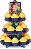 Wilton Industries 1512-1665 Disney Jake and The Never Land Pirates Cupcake Stand