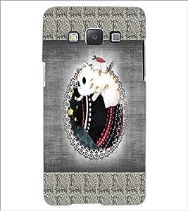 PrintDhaba Cartoon D-4072 Back Case Cover for SAMSUNG GALAXY E5 (Multi-Coloured)