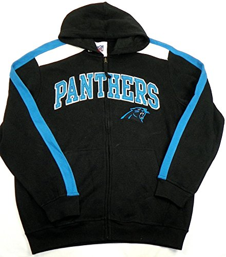 Carolina Panthers NFL Full Zip Fan Favorite Hoodie
