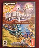 RollerCoaster Tycoon 3 - Deluxe Edition (PC CD-ROM)