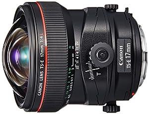 Canon TS-E 17mm f/4.0 L Lens (Ultra wide 17mm focal length, ± 6.5° Tilt & ±12mm Shift)