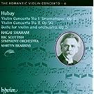 Jen� Hubay : The Romantic Violin Concerto, volume 6
