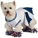 Deluxe Cheerleader X-Large Pet Costume