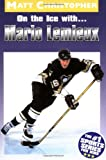 img - for On the Ice with... Mario Lemieux book / textbook / text book