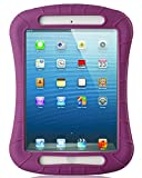 51sGOQ1rA6L. SL160  iXCC ® Shockproof Silicone Case Cover for All Apple iPad Mini Models, Extreme Heavy Duty  High Quality Rubber Soft Gel Material Offers Robust Protection for Kids, Baby, Children, Boys and Girls