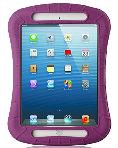 Review Of iXCC ® Shockproof Silicone Case Cover for All Apple iPad Mini Models, Extreme Heavy Duty ...