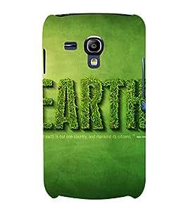 Fuson Premium Printed Hard Plastic Back Case Cover for Samsung I8190 Galaxy S3 Mini