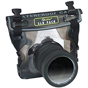 Dicapac Underwater Waterproof SLR/DSLR Camera Housing Case