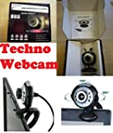 Techno USB Webcam Camera, High Qualit...