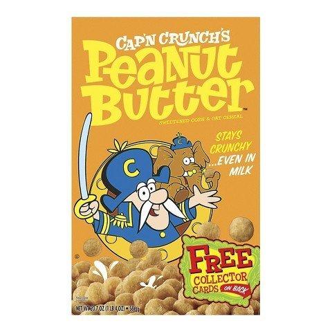 capn-crunch-sweetened-corn-oat-cereal-peanut-butter-crunch-207-oz-pack-of-3-by-capn-crunch-peanut-bu