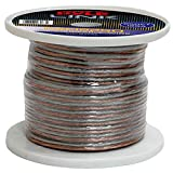 Pyle PSC12250 12-Gauge 250 feet Spool of High Quality Speaker Zip Wire
