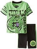 Disney Baby-Boys  2 Piece Hulk Short Set