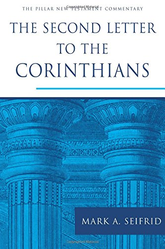 Image of The Second Letter to the Corinthians (The Pillar New Testament Commentary)