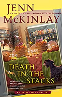 Book Cover: Death in the Stacks