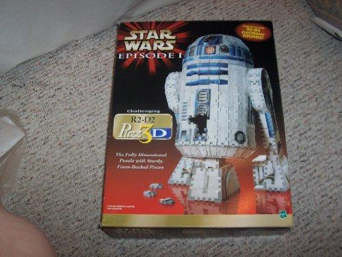 Cheap milton bradley Star Wars Episode 1 R2-D2 Puzz 3D (B000UI2RQC)