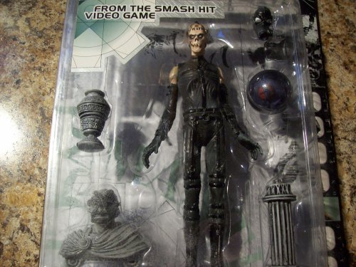 Picture of McFarlane Metal Gear Solid /Psycho Mantis Figure (B000XHMCSI) (McFarlane Action Figures)