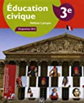 Education civique 3e : Programme 2012