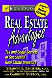 img - for Rich Dad's Real Estate Advantages: Tax and Legal Secrets of Successful Real Estate Investors book / textbook / text book