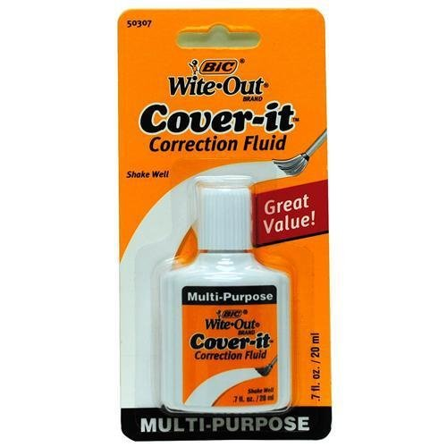 bic-20ml-07-fl-oz-wite-out-cover-it-correction-fluid-by-bazic