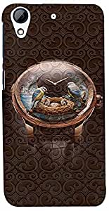 PRINTVISA Boy Cool Watch Case Cover For HTC Desire 626