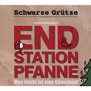 Neue CD des Duos Schwarze Grtze 