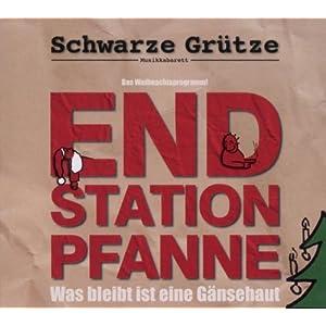 Neue CD des Duos Schwarze Gr�tze