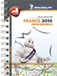 France 2014 mini atlas (Michelin Tour...
