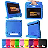Fintie Casebot Kiddie Series Light Weight Shock Proof Handle Case for Kids Specially made for Kindle Fire HD 7 (will only fit Kindle Fire HD 7