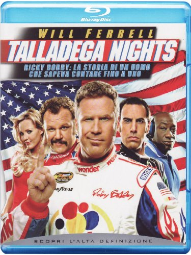 Talladega nights [Blu-ray] [IT Import]