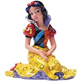 Enesco Disney by Britto Snow White by Britto Figurine, 4.125-Inch