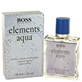 Hugo Boss AQUA ELEMENTS by Hugo Boss Eau De Toilette Spray 3.4 oz / 95 ml