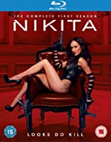 Nikita - Season 1 [Blu-ray] [2011] [Region Free]