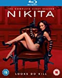 Nikita - Season 1 [Blu-ray] [Region Free]
