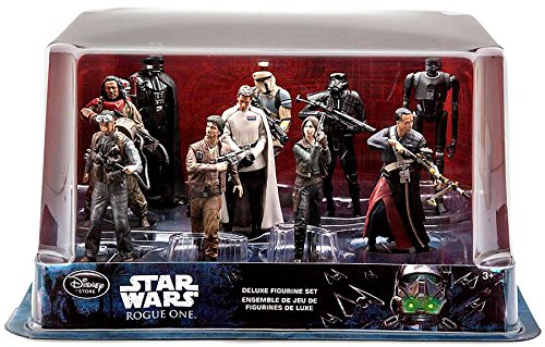 Star Wars Rogue One: A Star Wars Story Deluxe Figure Play Set
