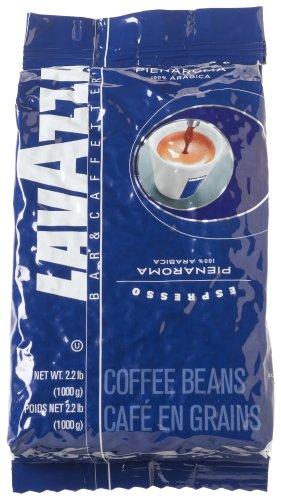 Lavazza Pien Aroma Espresso Beans 100% Arabica 1kg
