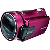 Samsung H300 Cam�scope num�rique Full HD 5,1 Mpix Zoom optique 30 x Rougepar Samsung