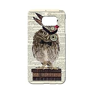 BLUEDIO Designer 3D Printed Back case cover for Samsung Galaxy S6 Edge Plus - G7965