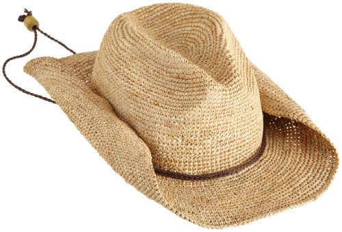 san-diego-womens-crocheted-raffia-cowboy-hatnaturalone-size