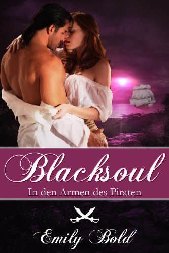 Blacksoul - In den Armen des Piraten (German Edition) cover