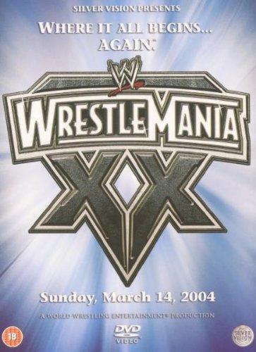 WWE - Wrestlemania 20 [Edizione: Regno Unito]