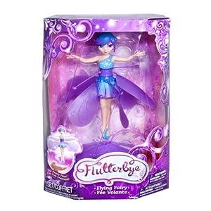 Flutterbye, Fée Volante, Stardust Fairy, bleu